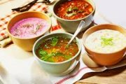 15. Соусы, бульоны и супы