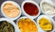 Кетчуп, горчица и хрен
