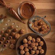 Шоколадные формы и декорации