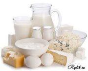 05. Молочные продукты: молоко, сливки (животные, ореховые, растительные) и сыр