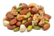 ОРЕХИ, ореховые пасты и украшения