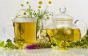 17. НАТУРАЛЬНЫЕ травяные чаи, КОФЕ и морсы